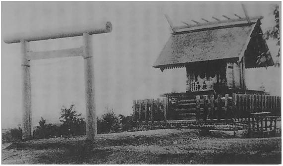 Sanctuaire d'Iyasaka